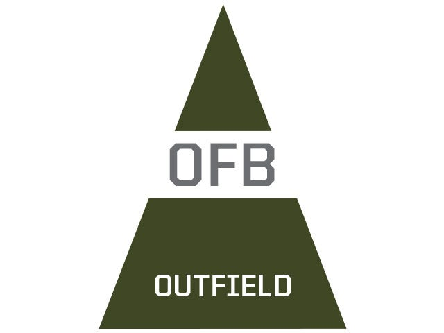 Overhead/Deep Fly Balls & Running Down/Tracking Drill