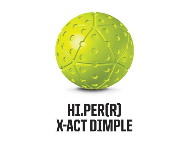 High-Per X-Act Dimple Baseball | ATEC