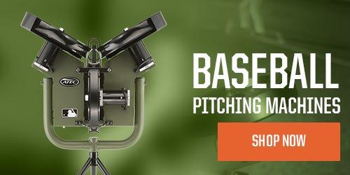 ATEC Baseball Pitching Machine