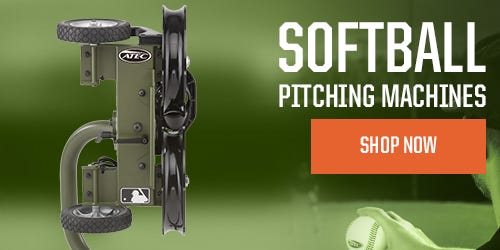 ATEC Softball Pitching Machine