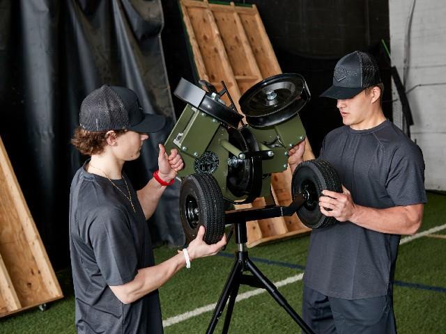 ATEC-M3X-Baseball-Pitching-Machine