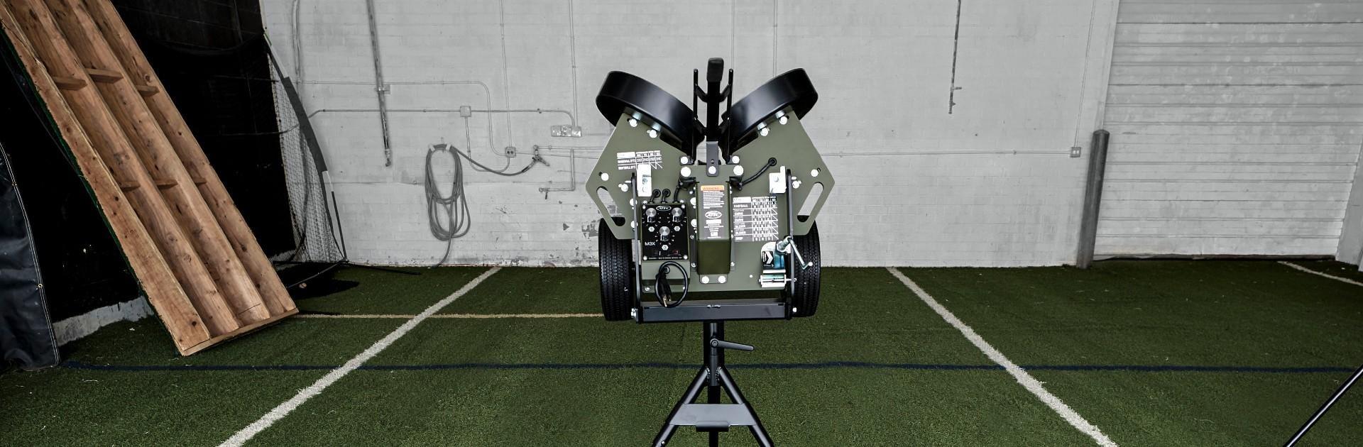 ATEC-M3X-Pitching-Machine-Training